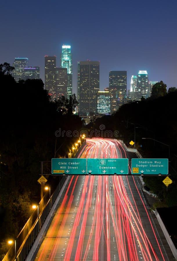 Los Angeles fotografering för bildbyråer
