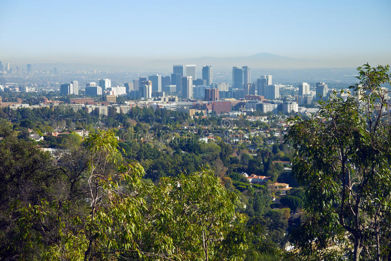 Download Los Angeles stock photo. Image of towers, angeles, tourism - 23270454