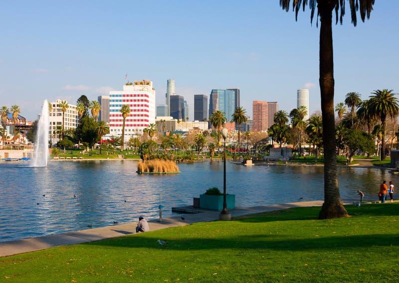 Los Angeles photographie stock libre de droits