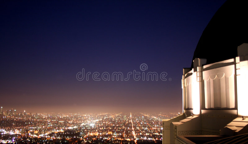 Los Angeles stock image