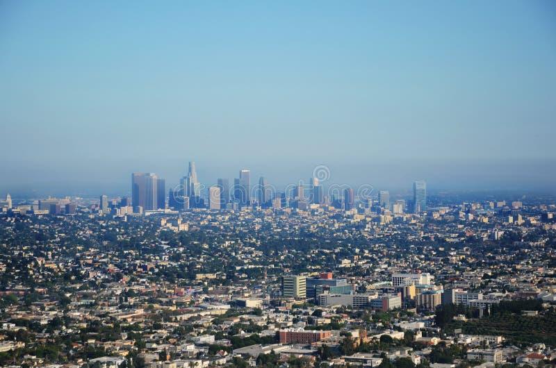 Los Angeles royaltyfria foton