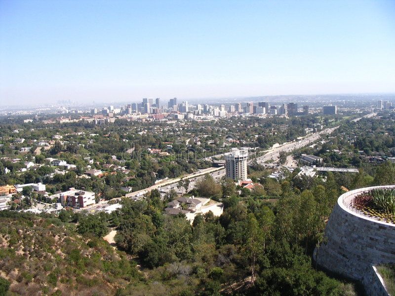 Los Angeles immagini stock