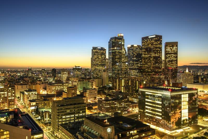 Los Angeles fotografia stock libera da diritti