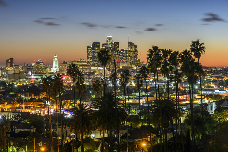 Los Angeles photo libre de droits