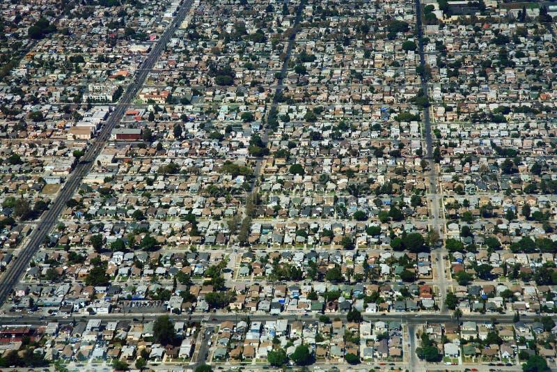 Los Angeles-area fotografia stock libera da diritti