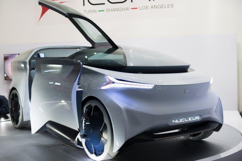 Los Angeles Auto toont royalty-vrije stock foto's