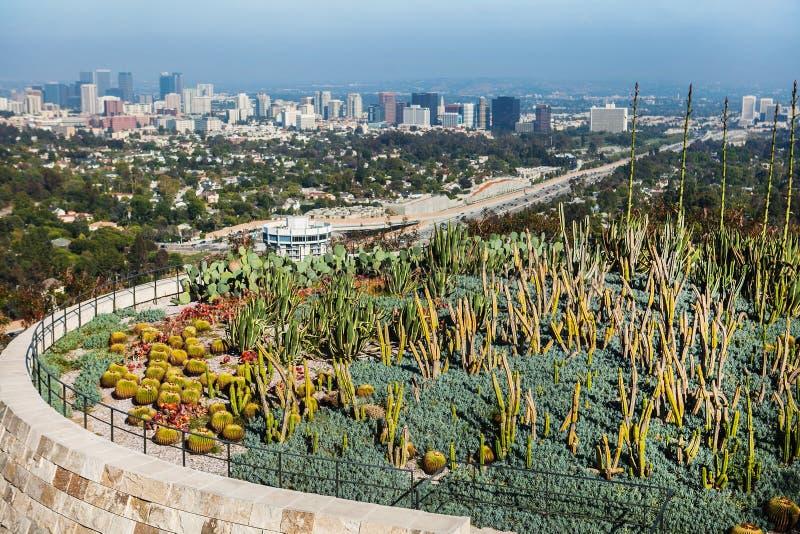 LOS ANGELES, CALIFORNIË - JUNI 1, 2015: Buitenkanten stock foto's