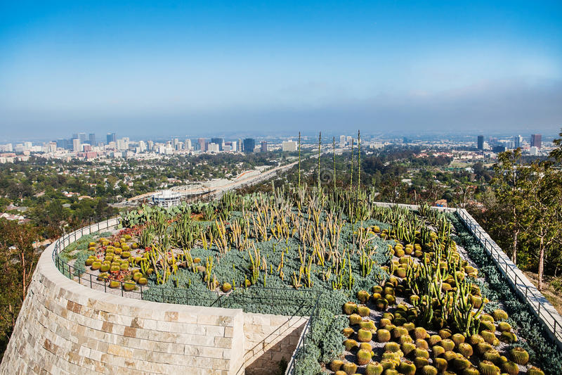 LOS ANGELES, CALIFORNIË - JUNI 1, 2015: Buitenkanten royalty-vrije stock foto