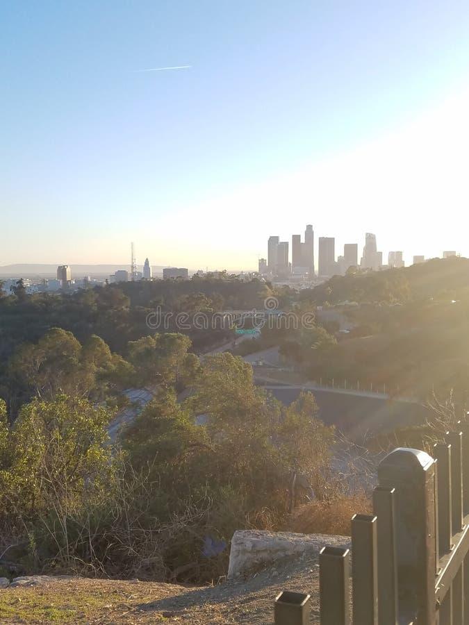 Los Angeles da baixa #41 fotos de stock royalty free