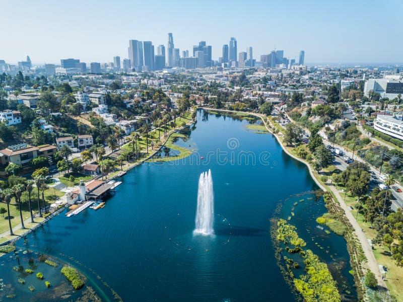 Los Angeles da baixa #41 imagens de stock royalty free