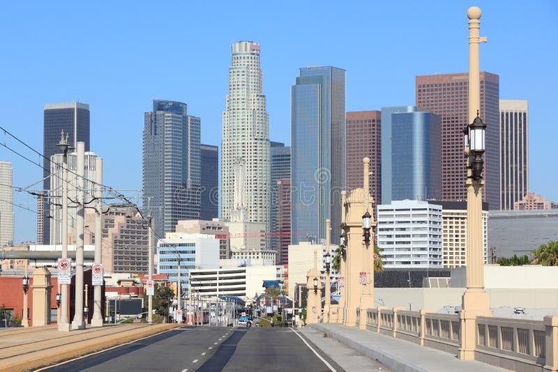 Los Angeles del centro #41 fotografia stock libera da diritti