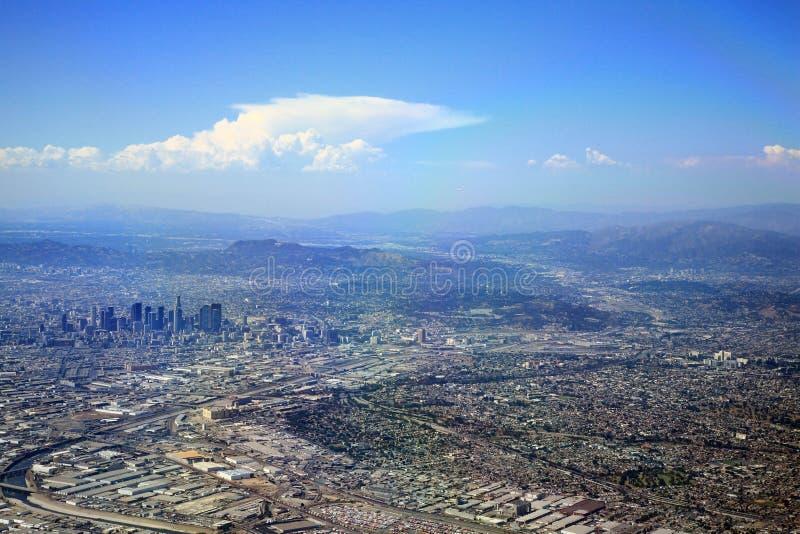Los Angeles del centro immagini stock libere da diritti