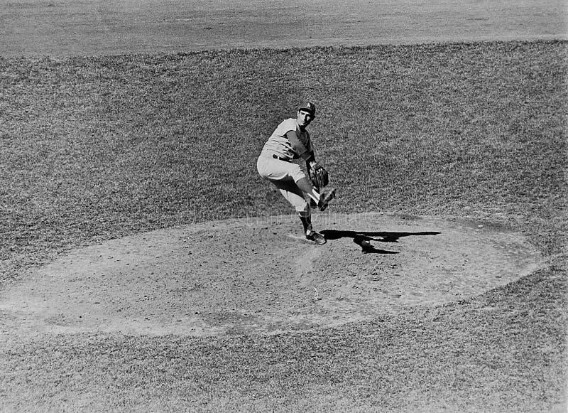Los Angeles Dodgers de Sandy Koufax photo libre de droits
