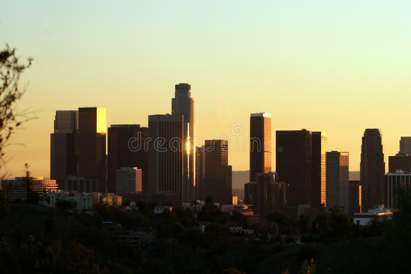 Los Angeles du centre #37 photos libres de droits