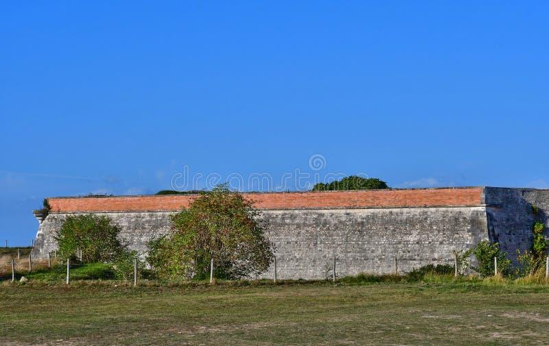Los Angeles Flotte Francja, Wrzesień, - 25 2016: fort zdjęcia royalty free