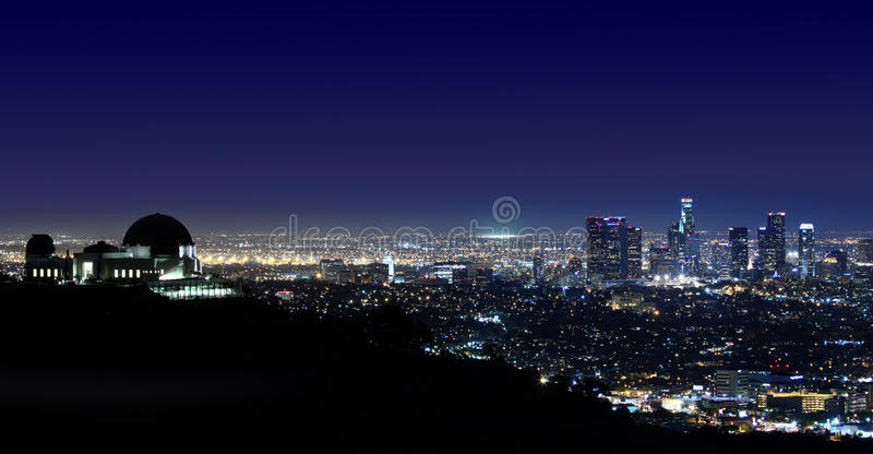 Download Los Angeles Griffith Observatory Los Angeles, CA Editorial Photography - Image: 22604902