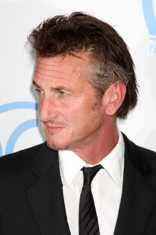 Sean Penn images stock