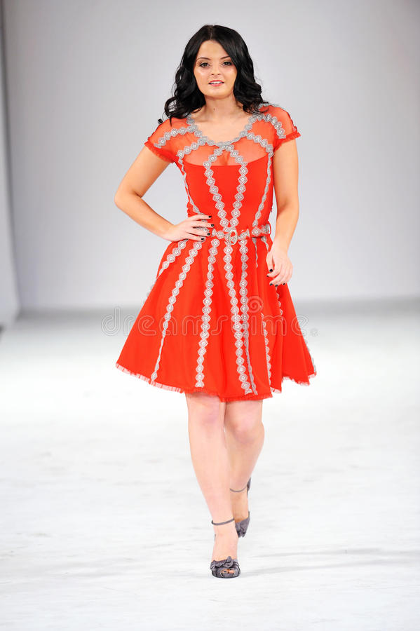 Los Angeles March 14 Celebrities Walk The Runway At Go Red In Support Of American Heart