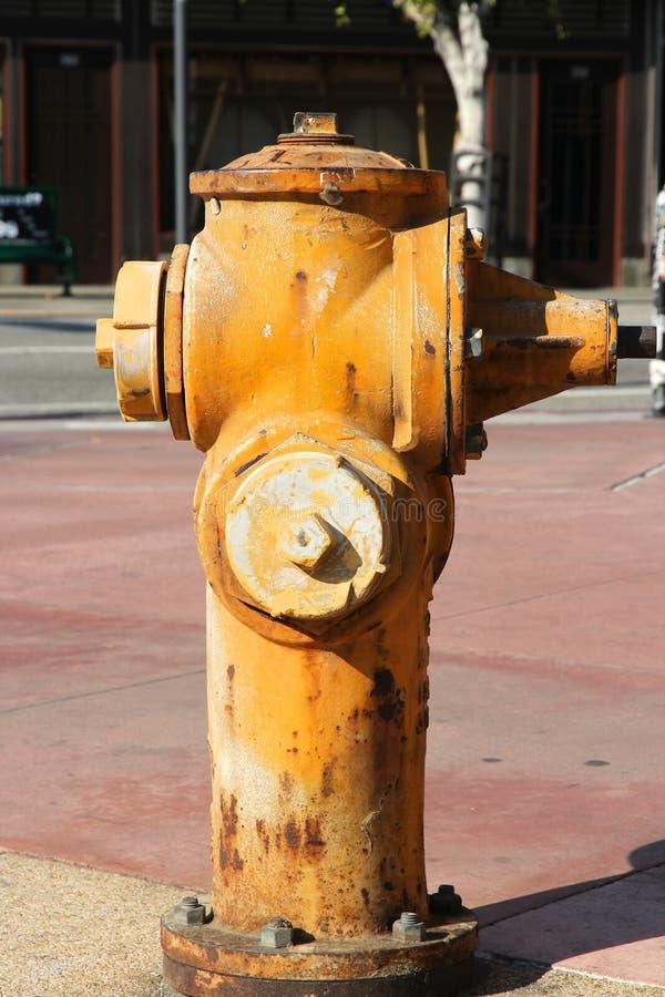 Los Angeles pożarniczy hydrant zdjęcie stock