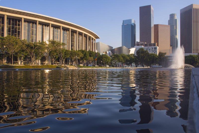 Los Angeles punkt zwrotny obrazy stock