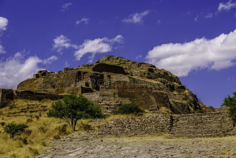 Los Angeles Quemada Zacatecas zdjęcia stock