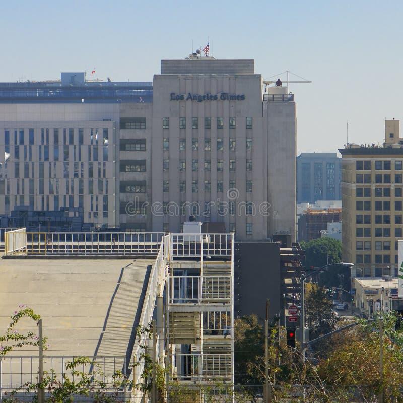 Los Angeles Times imagen de archivo