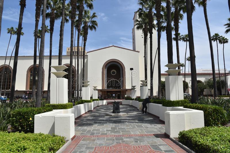 Los Angeles Union Station stock images