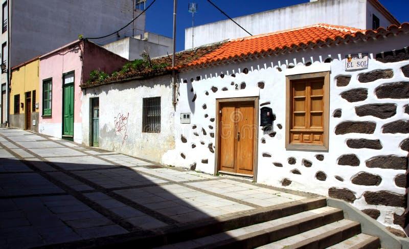 Los Angeles w Tenerife Laguna, Kanarowi isnalds, Hiszpania obraz royalty free