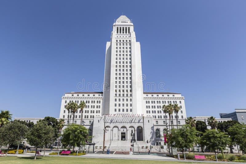 Los AngelesRathaus lizenzfreie stockfotos