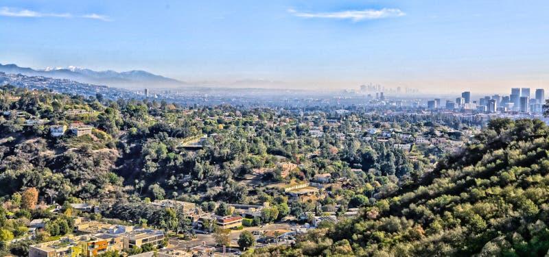 Los- AngelesStadtbild stockfotos