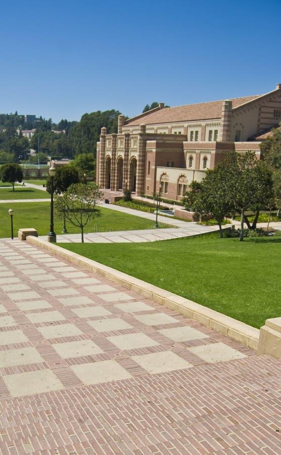 Los- AngelesUniversitätsgelände lizenzfreie stockfotos