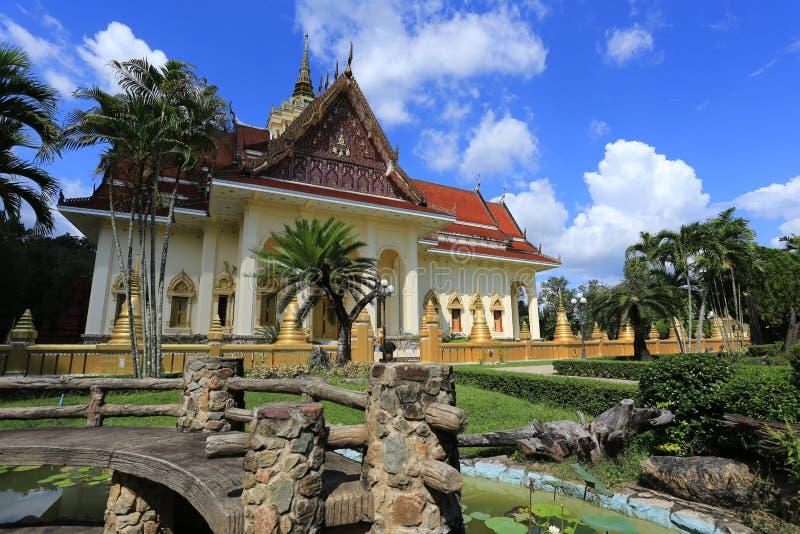 Los artes del templo hermoso fotografía de archivo