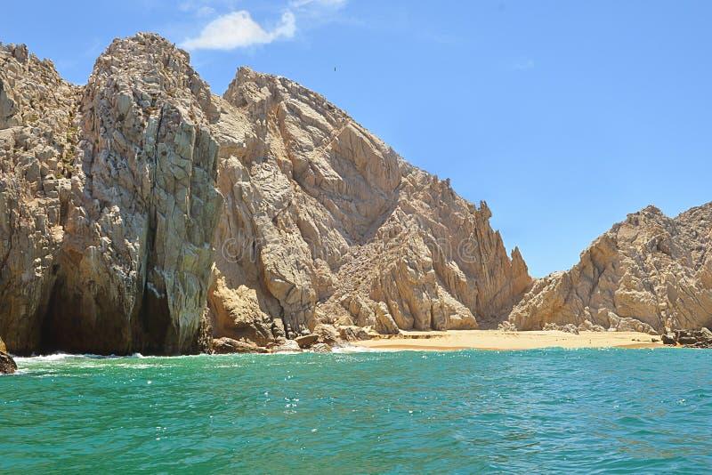 Los Cabos Lovers& x27; praia foto de stock royalty free