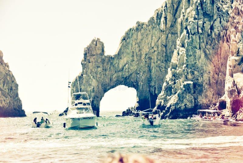 Los Cabos Mexique image libre de droits