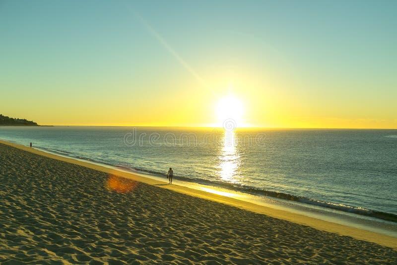 Los Cabos plaża w Los Cabos, Meksyk zdjęcie royalty free