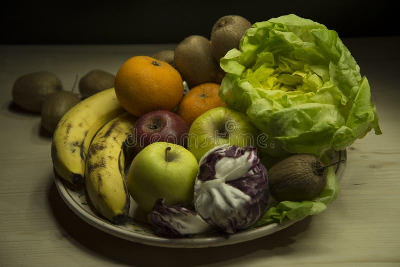 Los colores de la salud imagenes de archivo
