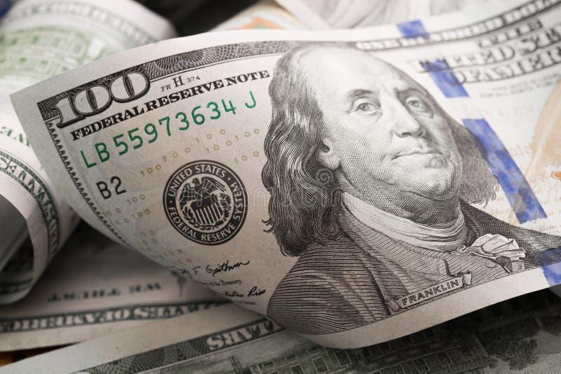 Los dólares mienten caótico - imagen imagen de archivo libre de regalías