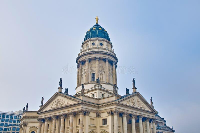 Los Dom de Deutscher en Berlín, Alemania foto de archivo libre de regalías