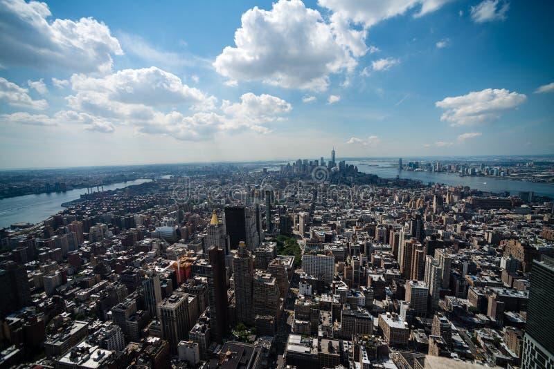 LOS E.E.U.U., NYS Manhattan fotografía de archivo libre de regalías