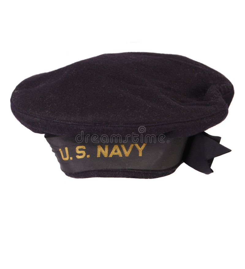 Los E.E.U.U. Sombrero del marinero de la marina