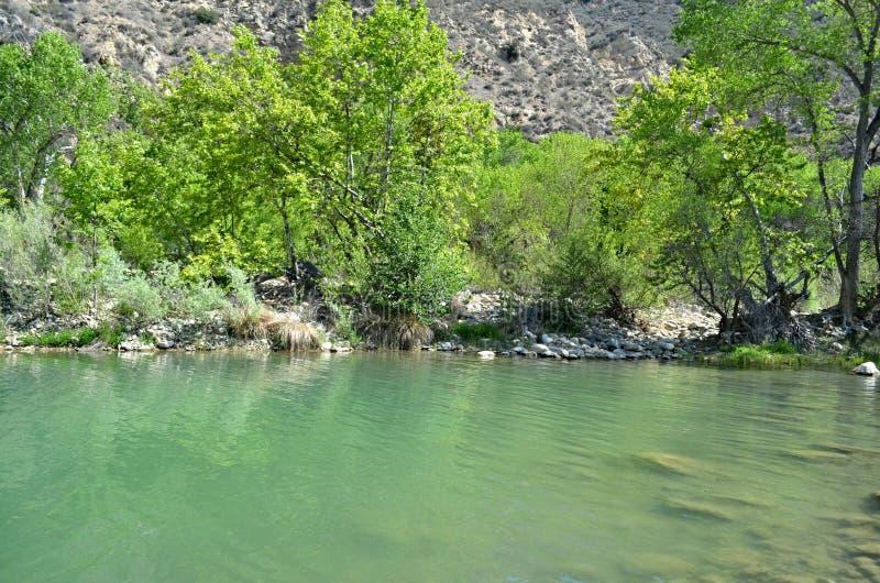 Los-Feldgeistliche-Nationalpark lizenzfreies stockbild