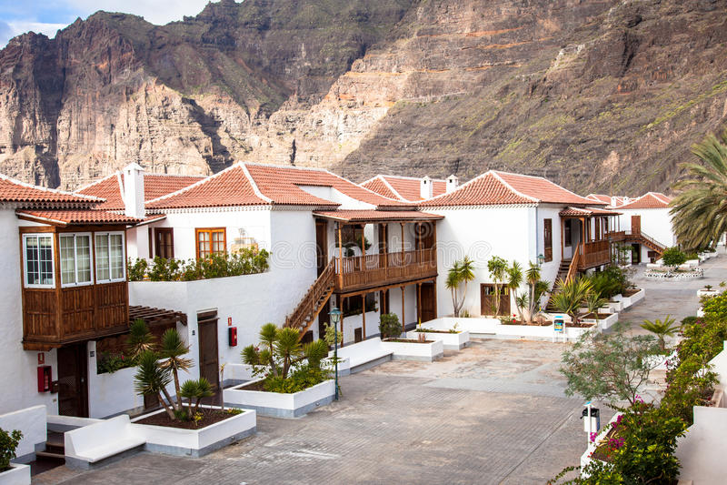 Download Los Gigantes Holiday Resort. Tenerife. Spain. Editorial Stock Image - Image: 29144034