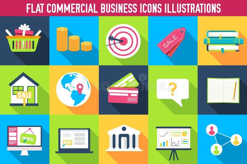 Los iconos diseñan para su producto o diseño, web y las aplicaciones móviles Vector ilustración del vector