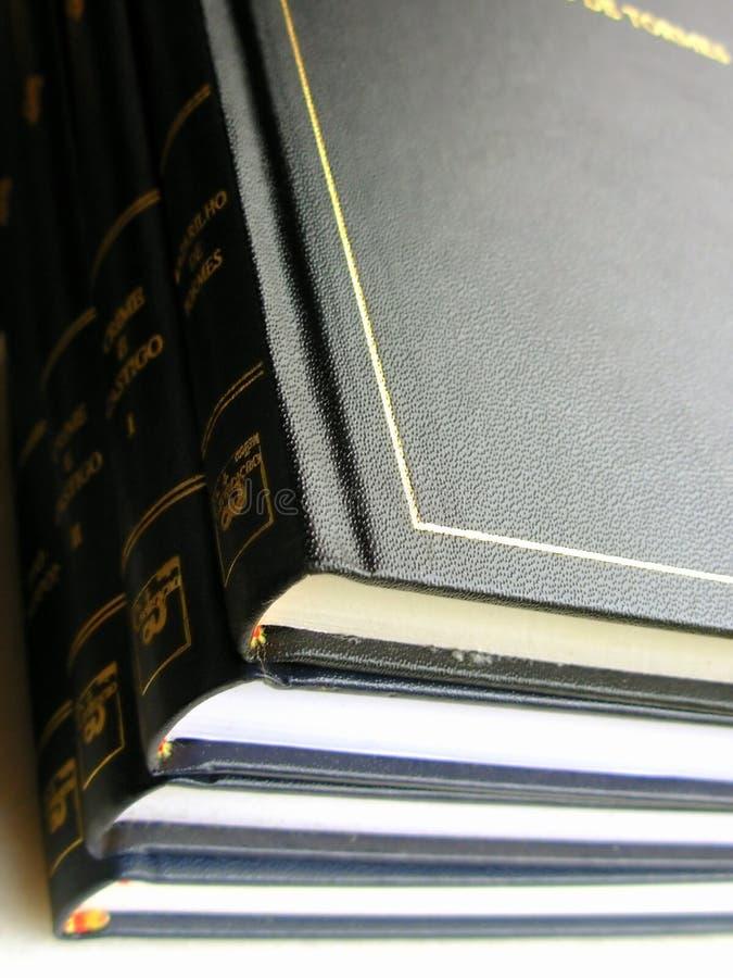 Los libros me cierran para arriba imagen de archivo libre de regalías