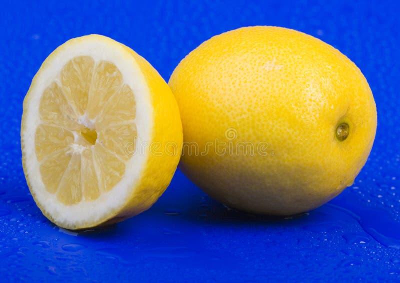 Los limones imagen de archivo libre de regalías