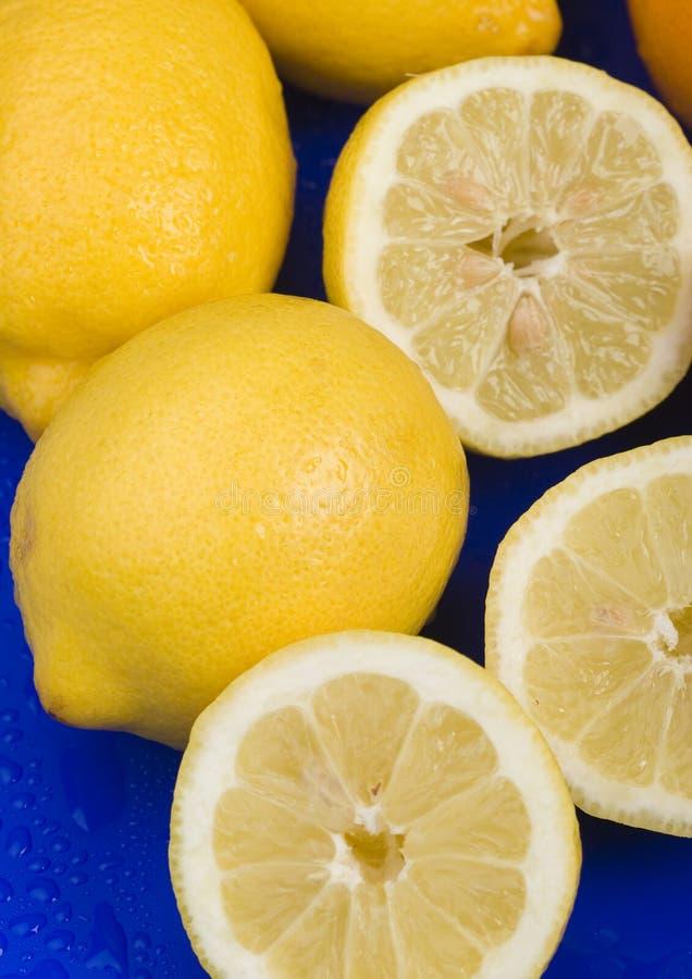 Los limones imagenes de archivo