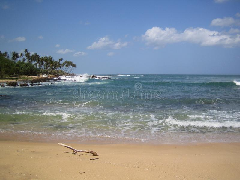 Los mejores lugares en Sri Lanka foto de archivo