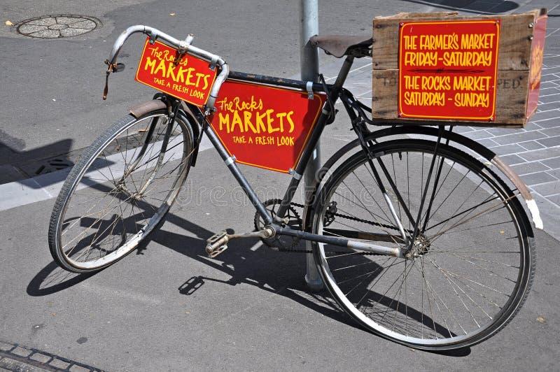Los mercados de las rocas fotos de archivo libres de regalías