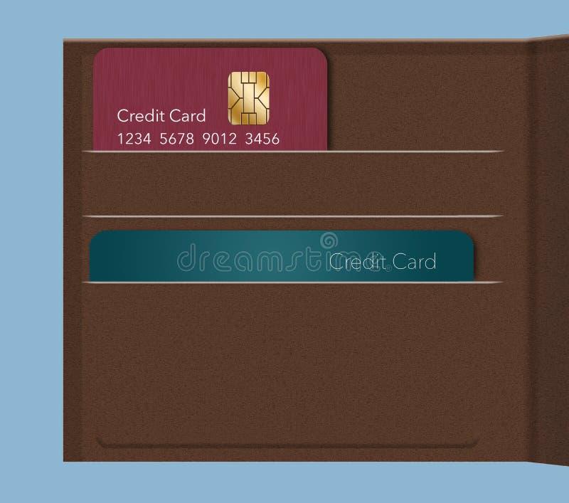 Los microprocesadores de EMV han llevado a un reajuste de algunas tarjetas de crédito a una vertical o a un formato de retrato Aq fotos de archivo libres de regalías
