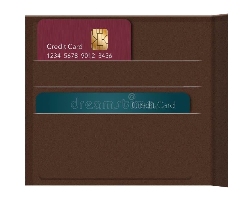 Los microprocesadores de EMV han llevado a un reajuste de algunas tarjetas de crédito a una vertical o a un formato de retrato Aq foto de archivo